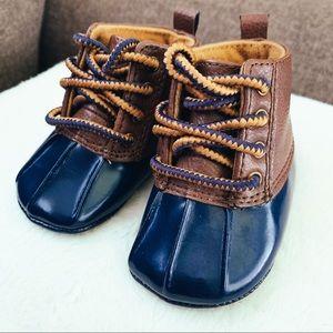 L.L. Bean Shoes | Baby Duck Rain Boots